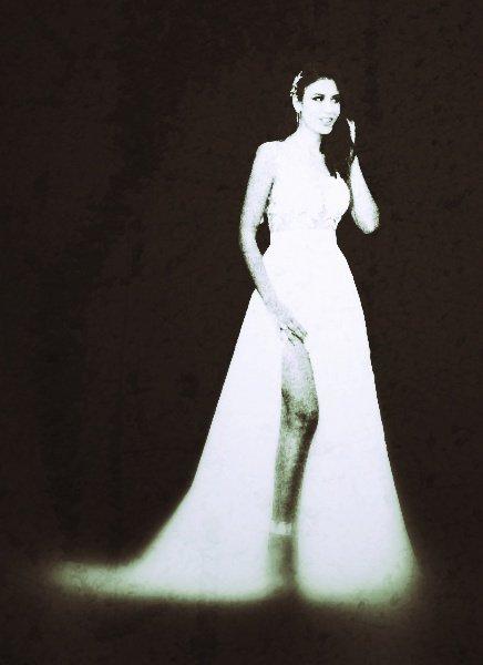 rochie de mireasa în stil clasic la Salonul de Rochii de mirese.