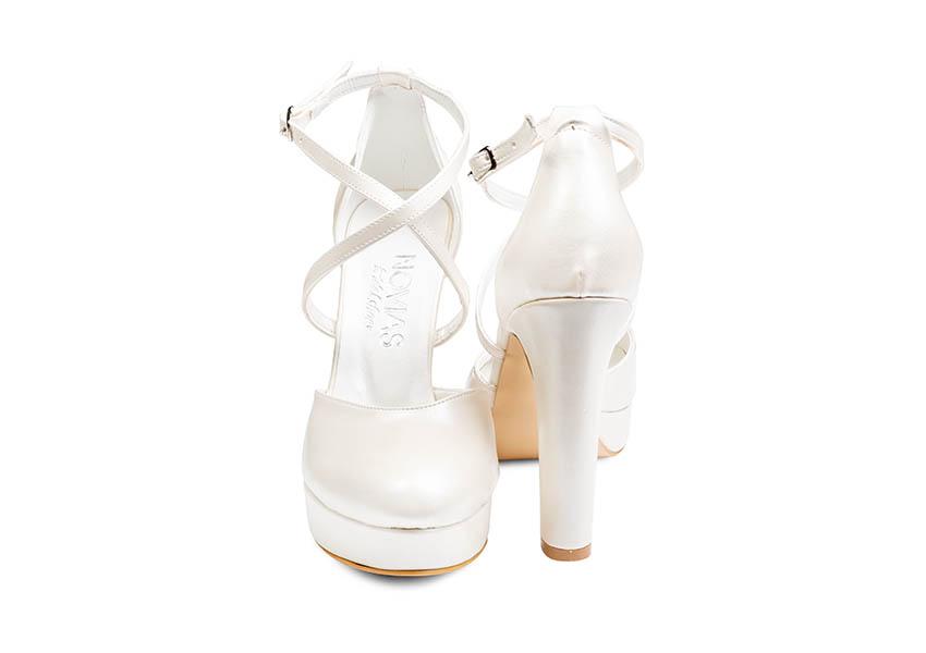 Pantofi de mireasă in Satu Mare prin Salon Bianca